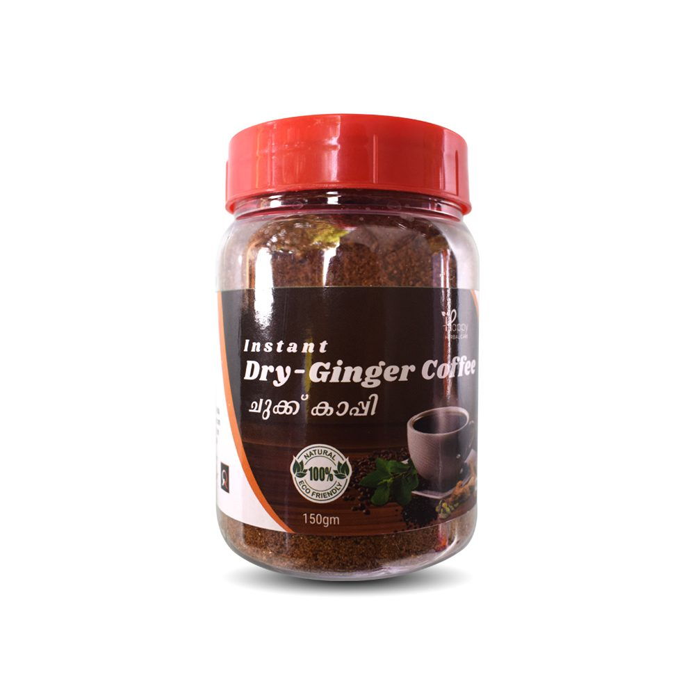 Dry Ginger Coffee with Sugar