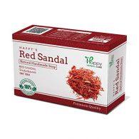 Handmade Red Sandal Soap 75 GM