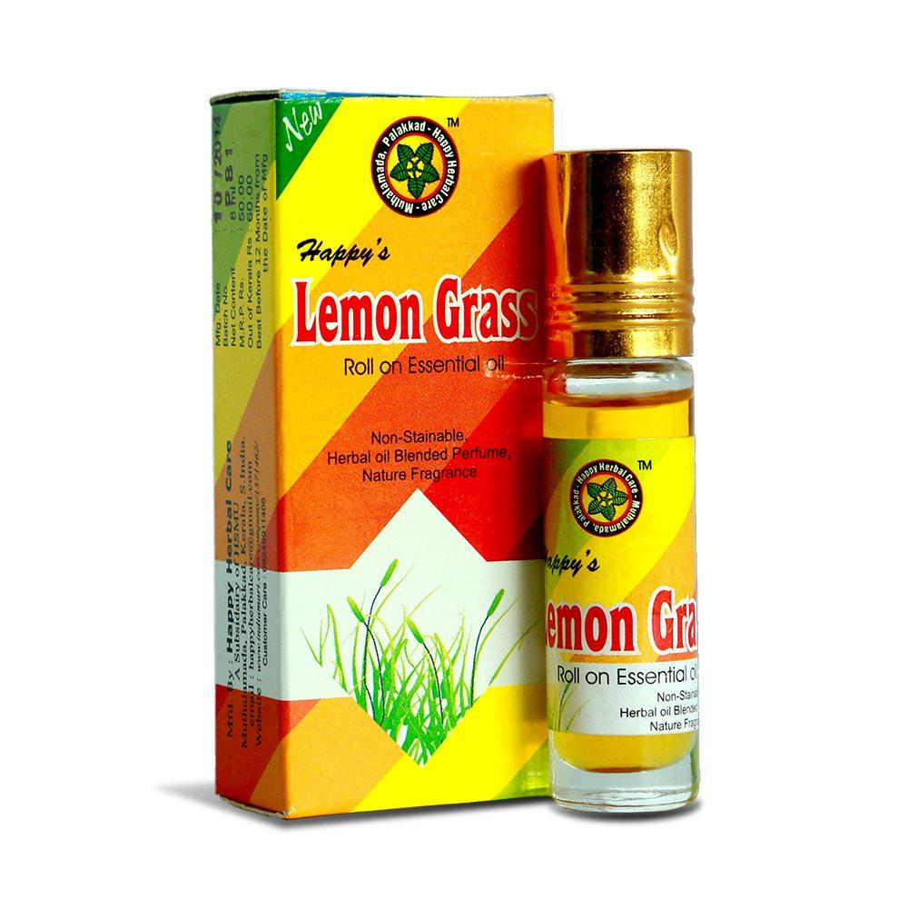 Lemon Grass Oil Perfume