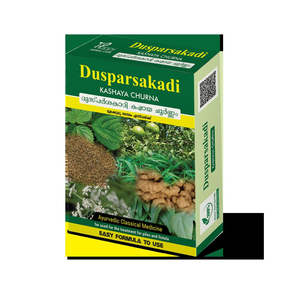Dusparsakadi Kashaya Churna