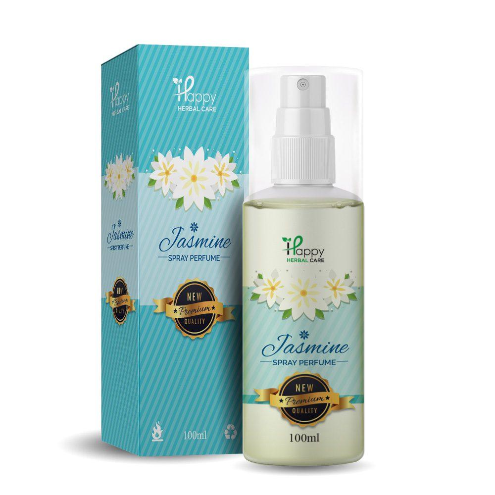Jasmine spray perfume