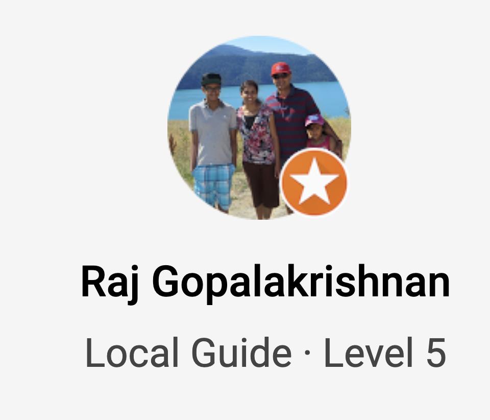 Raj Gopalakrishnan