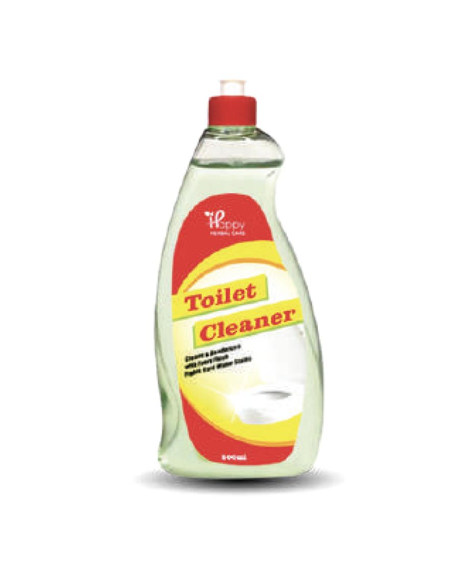 Happy Herbals toilet cleaner