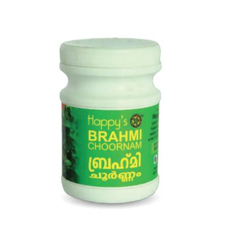 Brahmi choornam happy herbal care