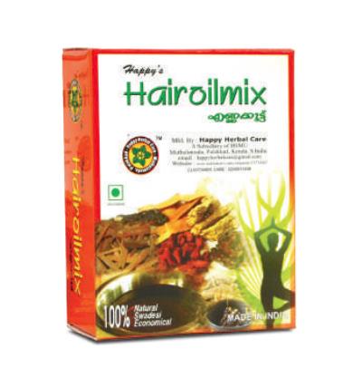 herbal hair oil mix-happy herbal care