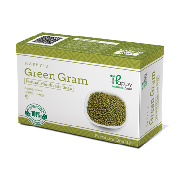 Green Gram Soap Handmade happy herbal care muthalamada